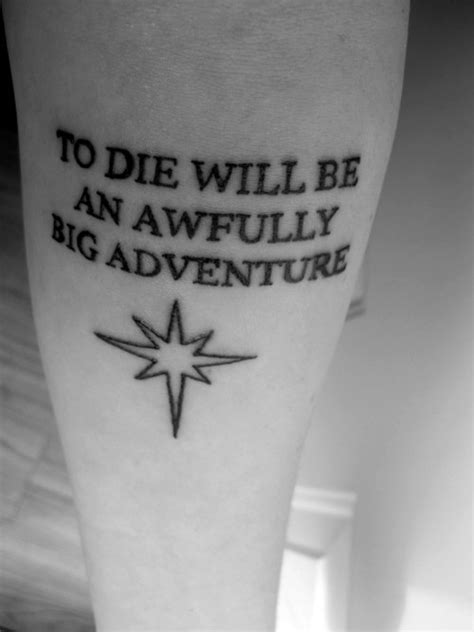 peter pan tattoo quotes tumblr peter pan quote tattoo tumblr