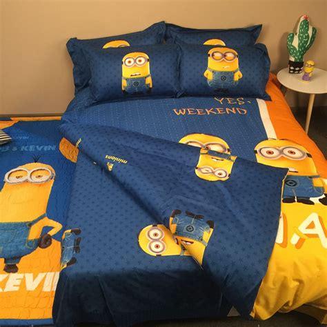 Set Minion minion comforter set ebeddingsets