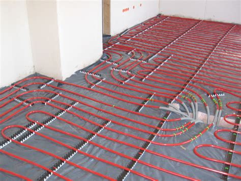 In Floor Heating hydronic midwest direct flooring