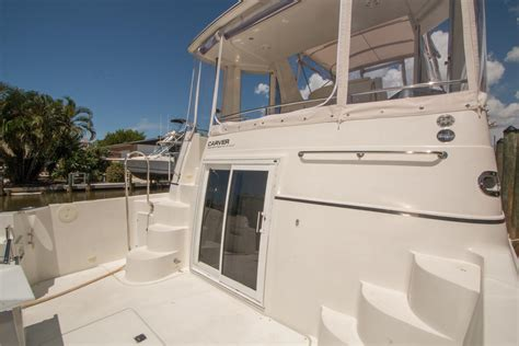 carver  yachts  sale  florida denison yachting