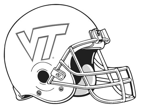 football helmet coloring page nfl football helmets coloring pages az coloring pages