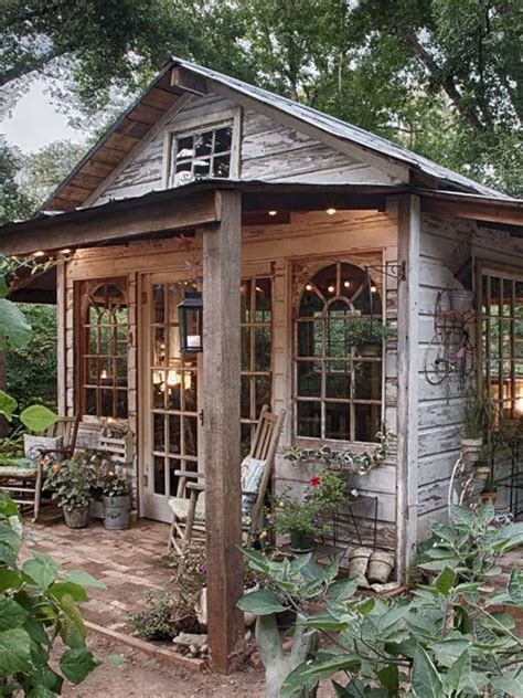 40 Simply Amazing Garden Shed Ideas Backyard Shed Ideas