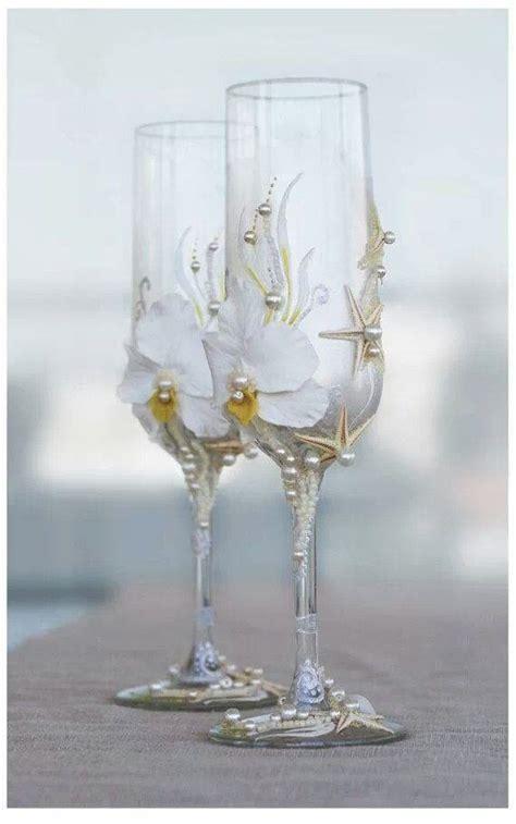 Wedding Glasses 17 and groom glasses wedding