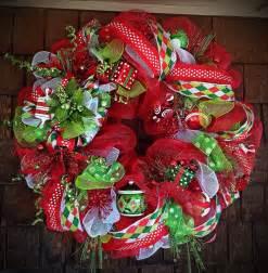 best 25 christmas mesh wreaths ideas on pinterest deco