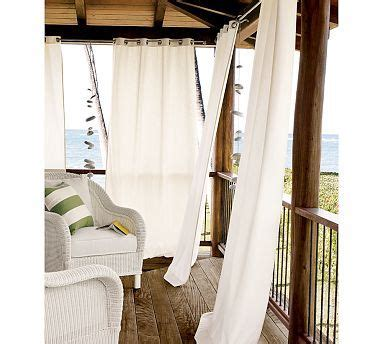screen porch weather curtains adding some sheer gauzy white curtains to the screened in