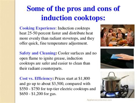 electromagnetic induction disadvantages how induction cooktops work