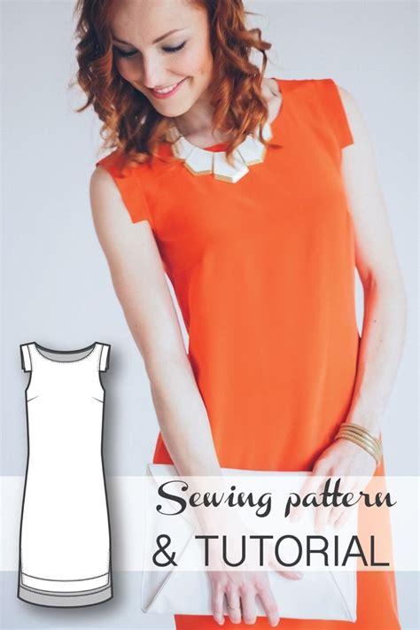 sewing pattern shift dress shift dress pattern sewing pattern pinterest sewing