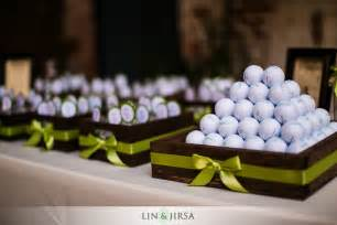 Golf Themed Favors by Golf Themed Wedding Favors