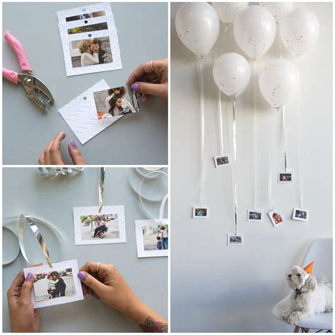 decorating with photos how to make diy mother s day decorations with your photos