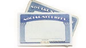 Social Security Card Template by Social Security Card Template With Seal Www Imgkid