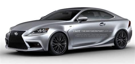 lexus isf coupe imagining a next generation lexus is f coupe sedan
