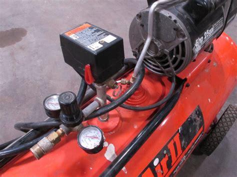 devilbiss air power  pro air ii air compressor appt