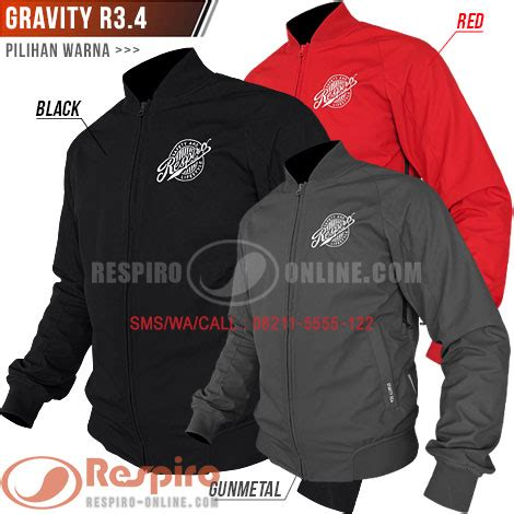 Jaket Basball Pilihan Warna 3 jaket respiro gravity r3 4 www respiro