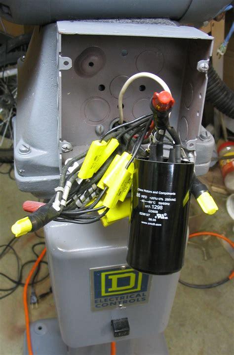 bench grinder capacitor capacitor start grinder 28 images grinder 1 2 hp x 6