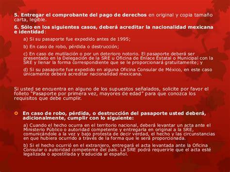 requisitos para ingresar al spb requisitos para viajar al extranjero