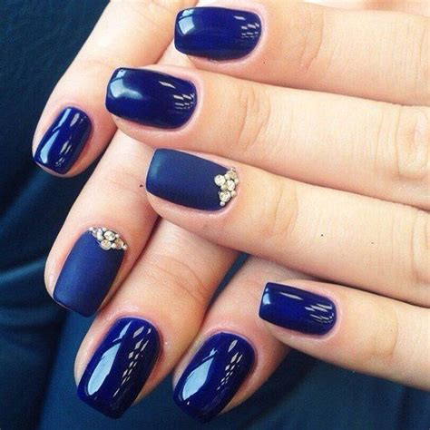 Best L For Gel Nails by 17 Best Ideas About Blue Gel Nails On Pastel