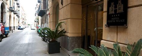 porta felice hotel h 244 tel porta felice palerme italie