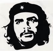 Che Guevara Car Sticker  Hippy Motors Stickers Vinyl Decals