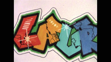 graffiti sketch lauren requested youtube