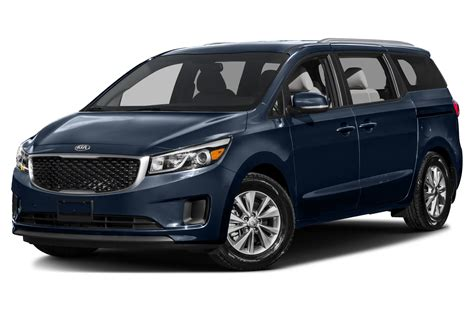 The New Kia Sedona New 2017 Kia Sedona Price Photos Reviews Safety