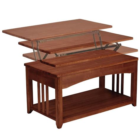 coffee table that raises to dining table coffee table smart coffee table that raises up sogocountry