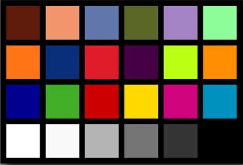 Printer Color Checkerll