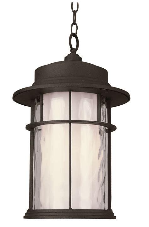 Craftsman Lighting Fixtures Trans Globe Lighting 5295 Bk Craftsman Transitional Outdoor Hanging Light Tg 5295 Bk