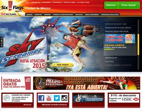 cuponera six flags 2017 promociones six flags 50 mayo 2017 161 benef 237 ciate