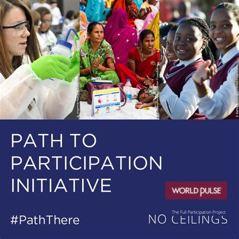 No Ceilings Initiative by Tibet Discovering The World Outside World Pulse