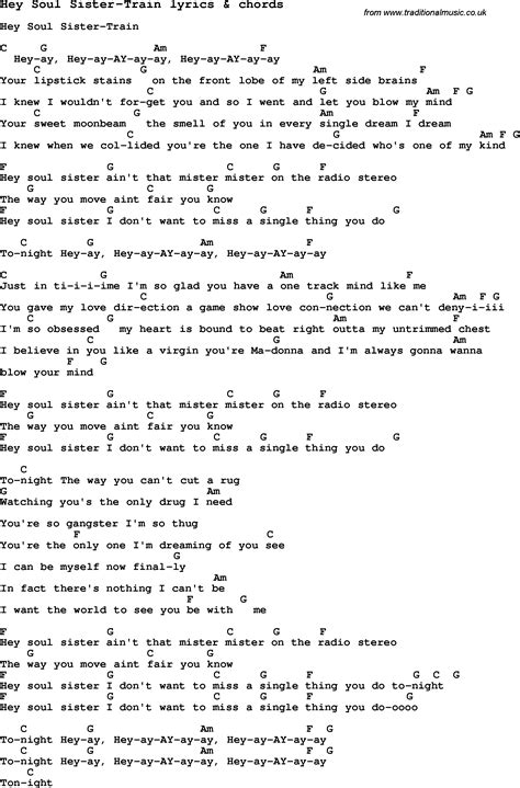 songs lyrics song lyrics for hey soul with chords