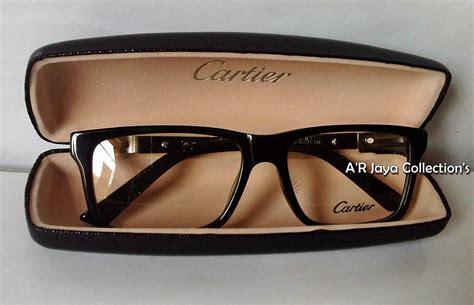 Harga Frame Kacamata Merk Cartier jual frame kacamata import new trendy cartier a r