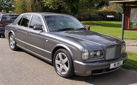 bentley sedan interior bentley arnage i 1998 2004 sedan outstanding cars