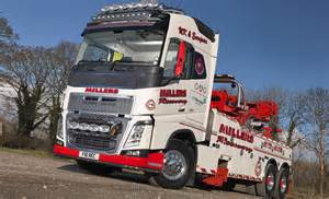 Truck Accessories For Sale Uk Millers Of Longton S New Recovery Truck Is An Fh16