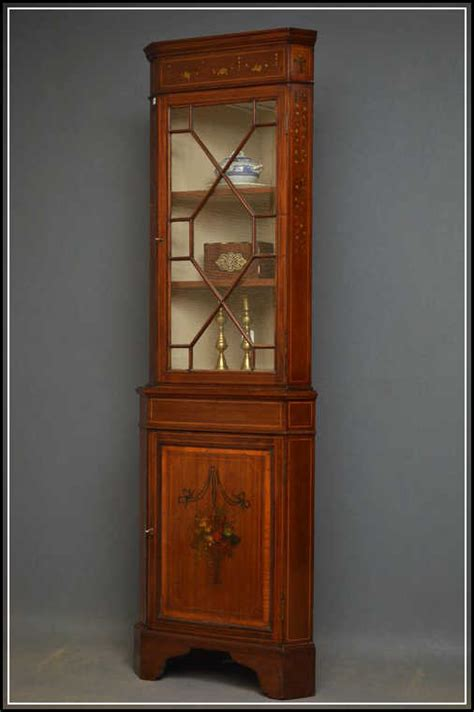 i am looking for a corner hutch for my small dining area antique corner cabinet vintage and aesthetic home