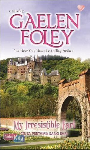 Novel Dastan Harlequinn Gaelen Foley bukukita my irresistible earl cinta pertama sang earl