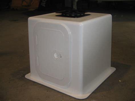 fiberglass storage boxes for boat grp boat seat storage box swivel and hatch rib fishing