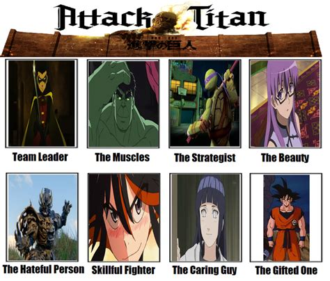 Attack On Titan Memes - attack on titan meme by dragonprince18 on deviantart