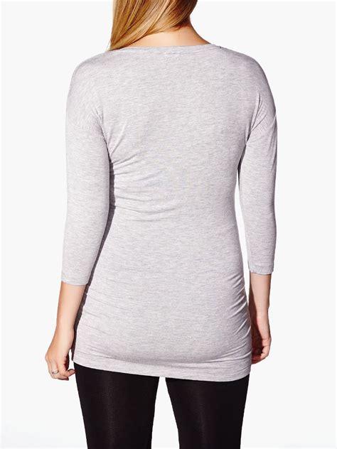 3 4 Sleeve Printed Shirt 3 4 sleeve printed maternity t shirt thyme maternity