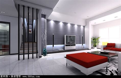 contemporary interior designs for homes 现代简约电视背景墙 图片 装修图库
