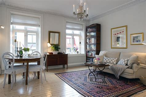 country style interior decorating country style interiors in swedish apartment