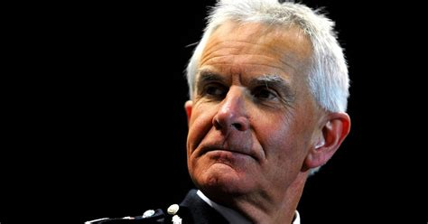 Sir Connery Announces Retirement by Chief Constable Sir Fahy Announces Retirement From