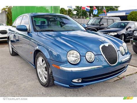 Blus Jaguar 2 2003 pacific blue metallic jaguar s type 4 2 103438271 gtcarlot car color galleries