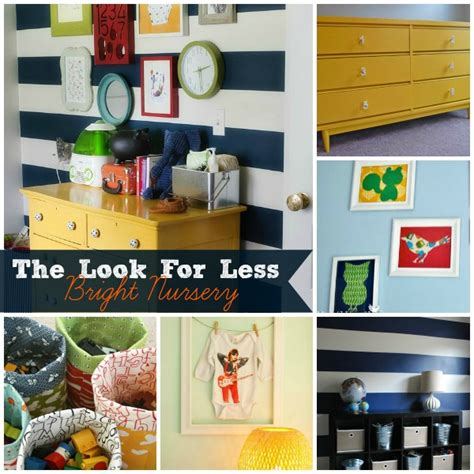 5 ways to get this look bright nursery infarrantly creative