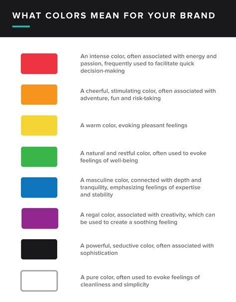 what colors do to your mood how color boosts your branded content