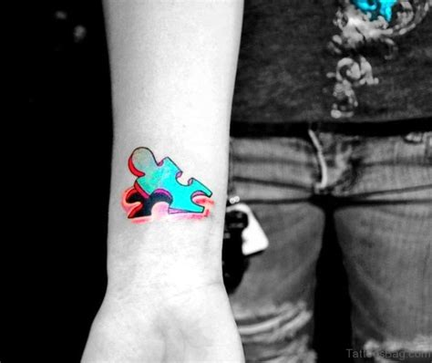 autism tattoos on wrist 40 mind blowing autism tattoos on wrist