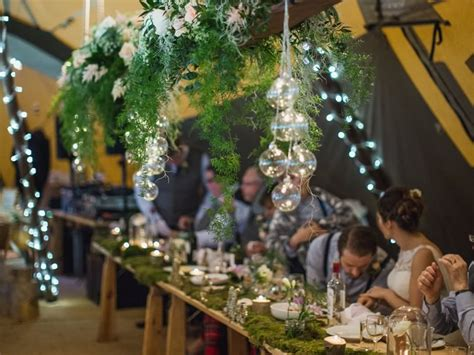 source  style enchanted forest theme wedding ideas