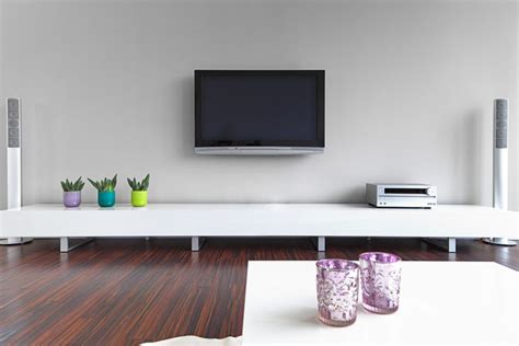 wall mount tv ideas for living room how to wall mounting a flat screen tv ideas by mr right