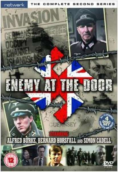 Enemy At The Door by Enemy At The Door Series 2 Dvd Zavvi Nl