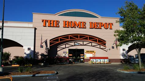 the home depot pleasanton ca company profile