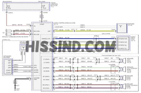 2005 ford mustang stereo wiring diagram wiring diagram